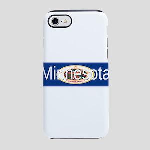Minnesota iPhone 7 Tough Case