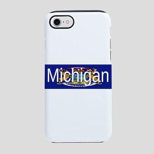 Michigan iPhone 7 Tough Case