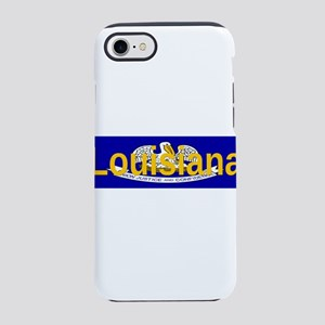Louisiana iPhone 7 Tough Case