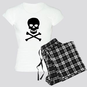 Skull and cross bones killer Pajamas