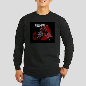 Kenpo Fighting Long Sleeve T-Shirt