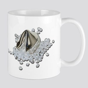 DiamondsSpillFortuneCookie082111 Mugs