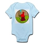 Baby Clothes with Little Red Riding Hood