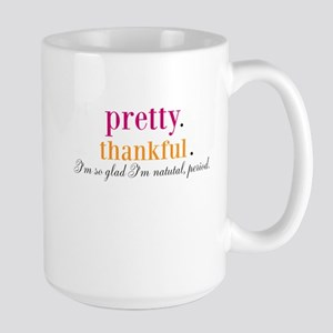Pretty Thankful Mugs