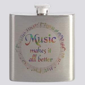 Music Makes it Better Flask