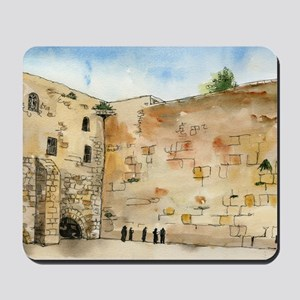 Western Wall Mousepad