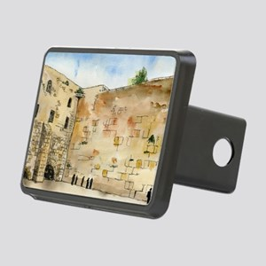 Western Wall Rectangular Hitch Cover