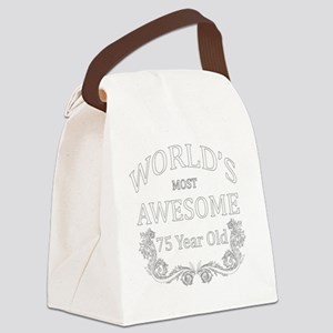 75 Canvas Lunch Bag