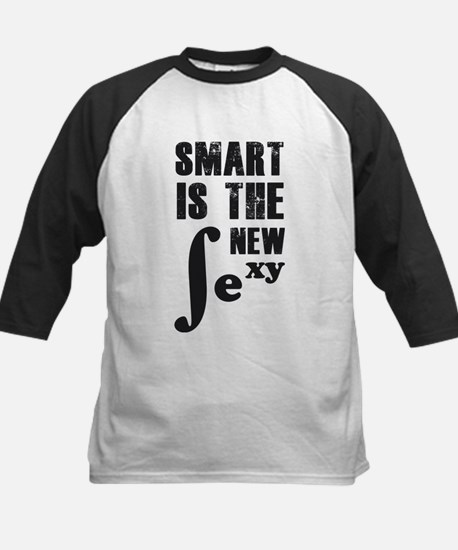 Smart is the new sexy Baseball Jersey