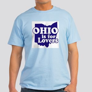 Ohio is for Lovers Light T-Shirt