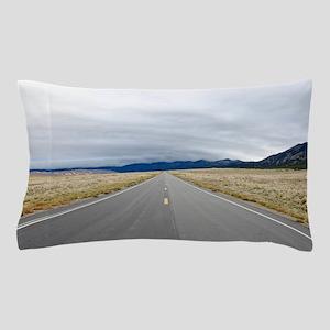 Open Roads Pillow Case