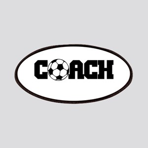 Soccer Coach Patches