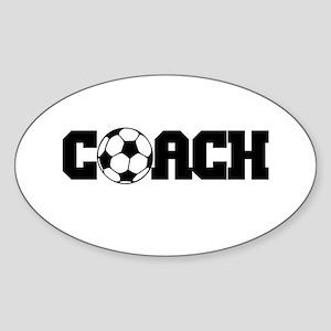 Soccer Coach Sticker