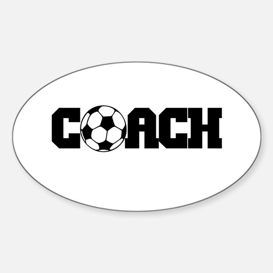 Soccer Coach Decal