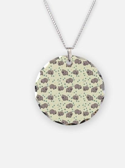Wombat Necklace