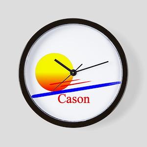 Cason Wall Clock