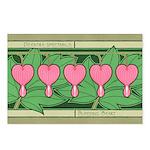 Bleeding Heart Postcards (Package of 8)