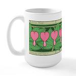 Bleeding Heart Large Mug