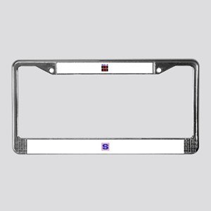 Made In 1944 License Plate Frame