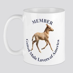 Gaited Mule Lovers of America Mug