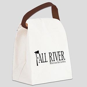 Fall River Axe Canvas Lunch Bag