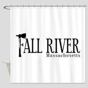 Fall River Axe Shower Curtain