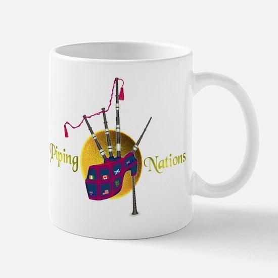 Piping Nations. Mug