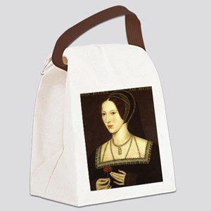 Anne Boleyn Canvas Lunch Bag