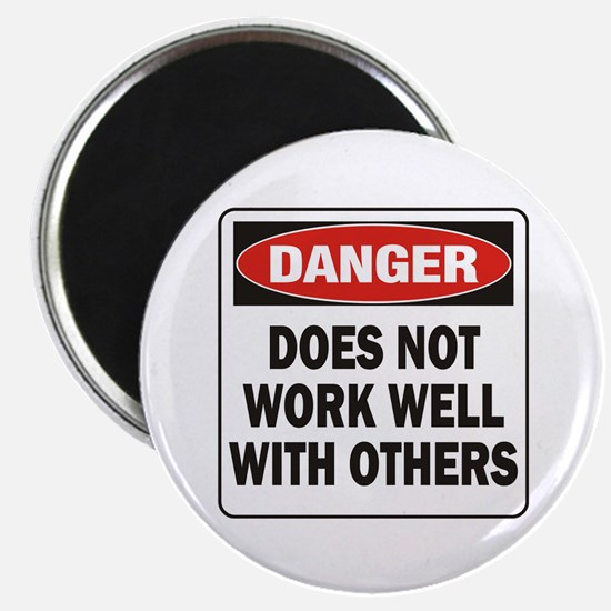 Work Well Magnet
