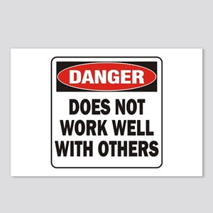Work Well Postcards (Package of 8)