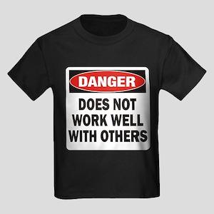 Work Well Kids Dark T-Shirt