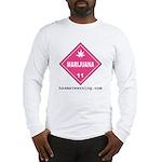 Marijuana Long Sleeve T-Shirt