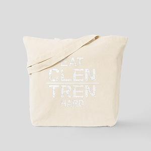 Clen Tren Hard Tote Bag