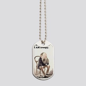Wilkie Collins Dog Tags