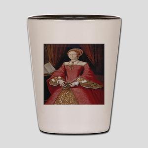 Young Princess Elizabeth Shot Glass
