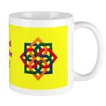 Celtic Knot - Primary Angles Mug