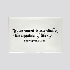 Mises Quote Magnets