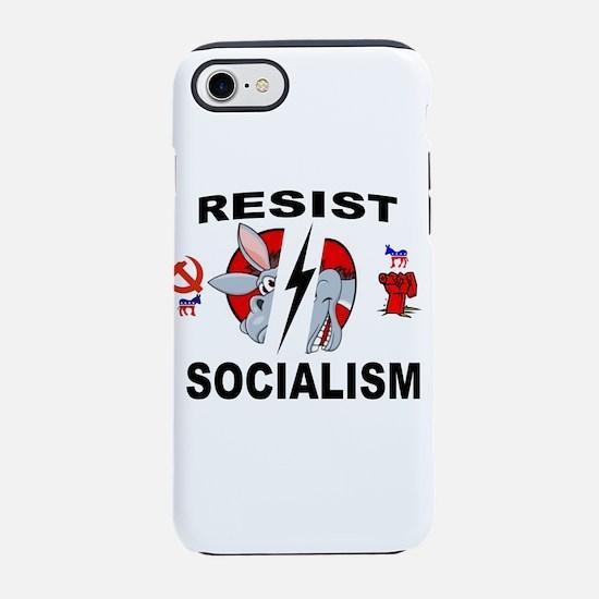 SOCIALISM iPhone 7 Tough Case
