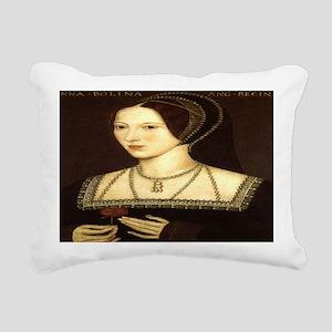 Anne Boleyn Rectangular Canvas Pillow
