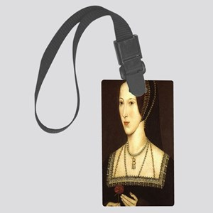 Anne Boleyn Large Luggage Tag