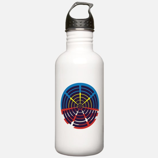 Barry Subud Sumohadiwidjojo Water Bottle