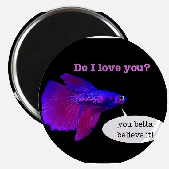 Betta Fish Magnets