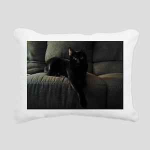 Beautiful Benny Rectangular Canvas Pillow