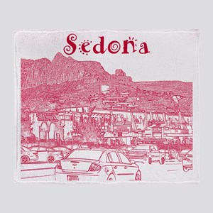 Sedona_10x10_v2_MainStreet Throw Blanket