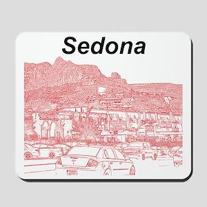 Sedona_10x10_v3_MainStreet Mousepad