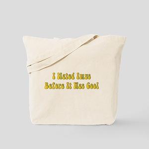 I Hated Imus Tote Bag