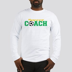 Soccer Coach Long Sleeve T-Shirt