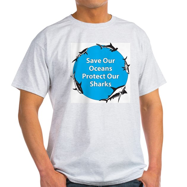 save our oceans protect our t shirt by shine box