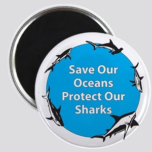 Save Our Oceans. Protect Our Magnet