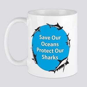 Save Our Oceans. Protect Our  Mug